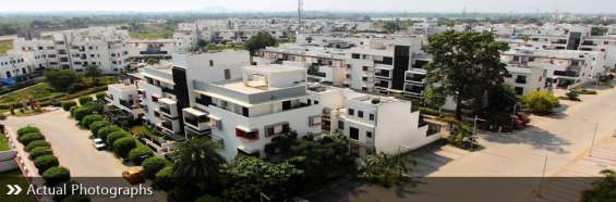 2bhk for sell in silver springs - indore