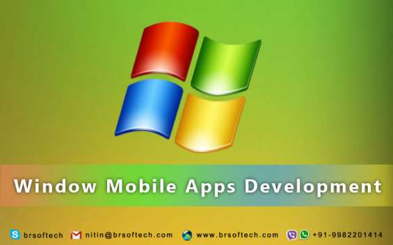 Hire dedicated windows mobile application developer (br-softech)