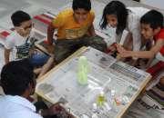 Curriculum based program at schools: