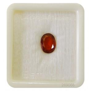 Get positive energy of planet rahu through original hessonite or garnet gemstone