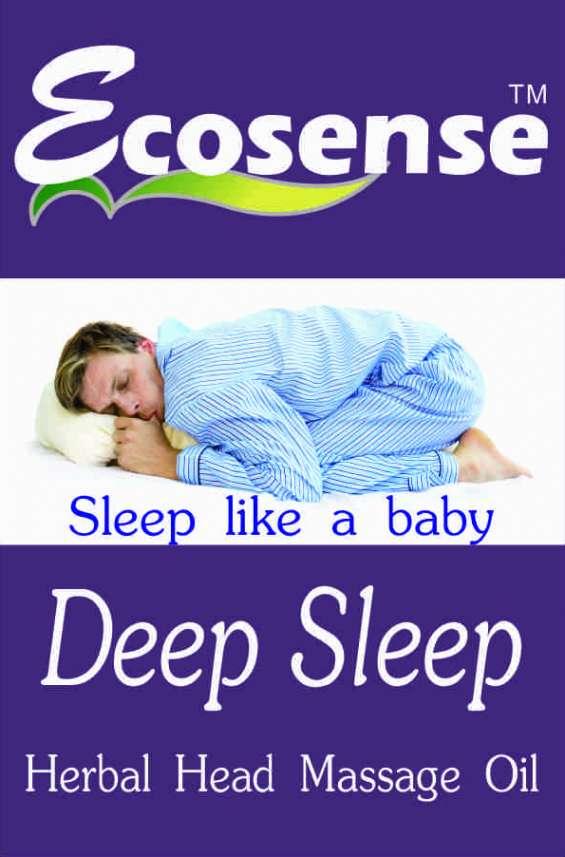 Ecosense : deep sleep oil