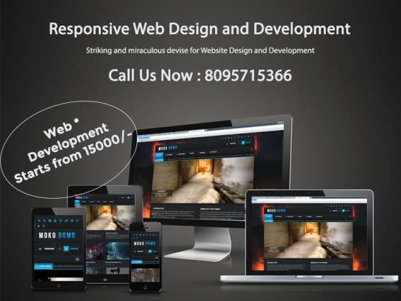 Proficient web application development company in mysore.