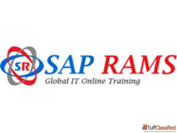 Sap hana admin online training | saprams online training