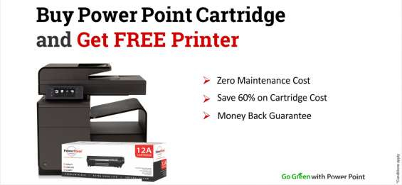 Your best printer cartridge partner!!