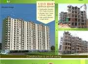 1/2/3 bhk apartment in bhiwadi Krish Aura