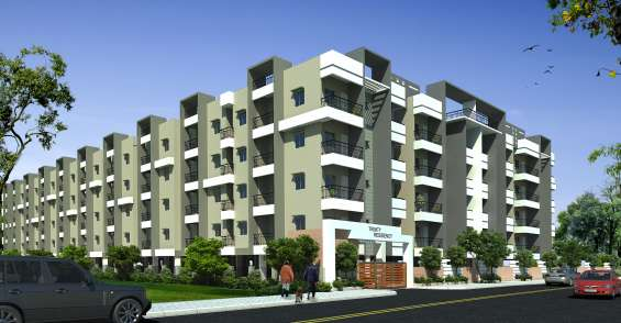 Pictures of For sale : 1145 sft. 2 bhk flat at k r puram 3