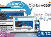 Reg: Design own E-commerce website in Affordable price.