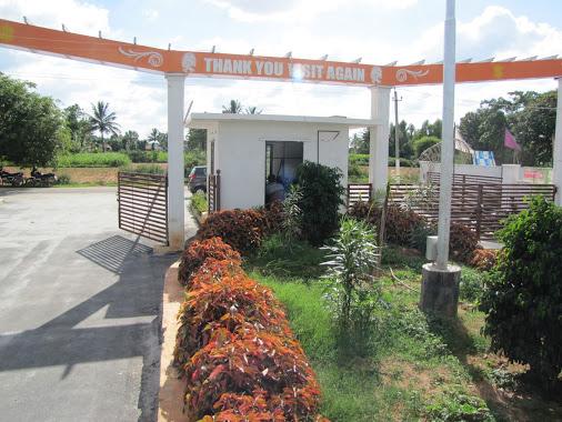 Sai prasanthi homes main gate