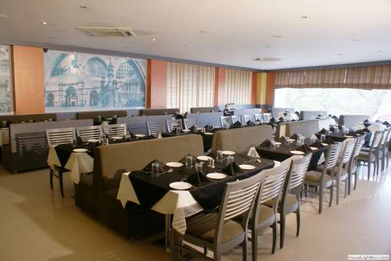 Restaurants in ahmedabad - hotels near airport