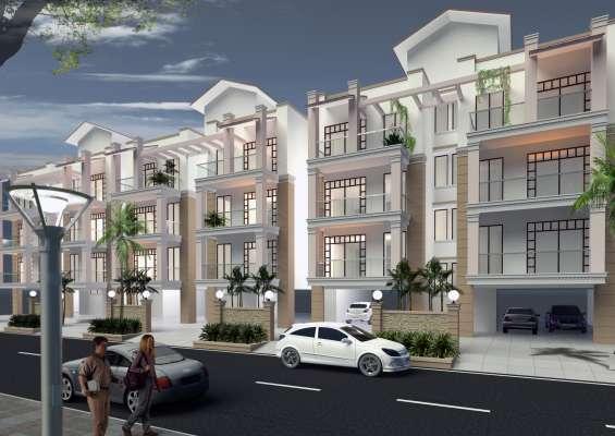 Supertech hill crest call @9250404176 independent floors sector 2 sohna