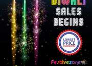 Shop your favorite diwali crackers with festivezone in Bangalore