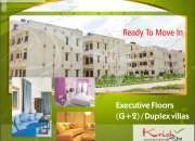Ready to move in for sale krish city-1 2bhk property in bhiwadi