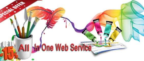 Web designing & development service in delhi, india