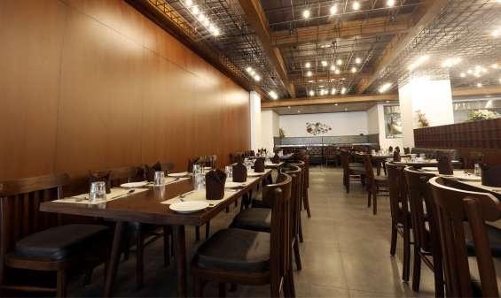 Multi cuisine restaurant at club o7 - ahmedabad