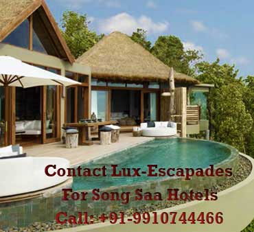 Song saa hotels thailand