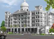 3 BHK apartment in a residential complex in New Town by Avighna Property