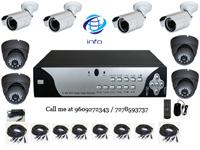 Cctv camera & security system
