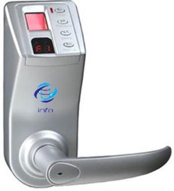 Info bio metric door lock