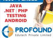 Join Any Diploma Courses in Testing/Java/.Net & Get Placed in MNC !