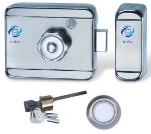 """remote controlled electronic digital door lock"""