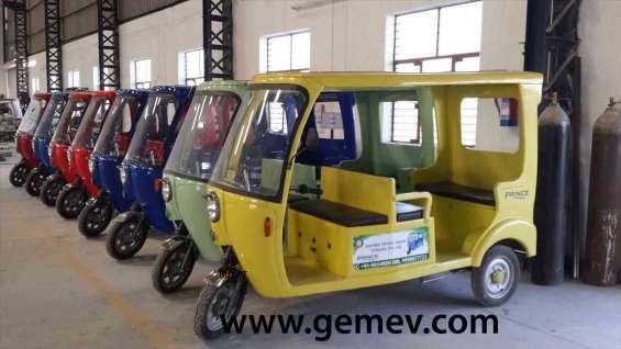 Gem e e rickshaw govt. approved in india