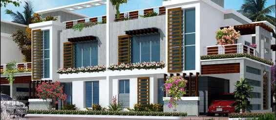Luxury villas in perumbakkam - villas in chennai