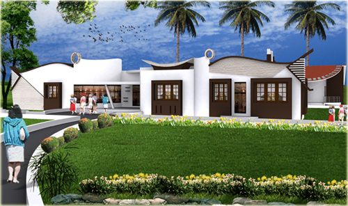 Residential land for sale at low budget