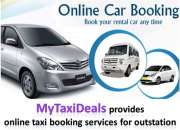 Cheap cab booking services @ mytaxideals