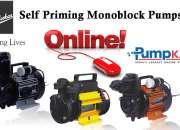 Kirloskar Self Priming Monoblock Pumps| Buy Online at Pumpkart.com