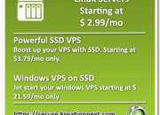 Discount on every vps server up to 20%. no coupon needed