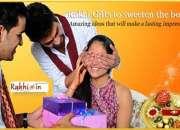 Buy exclusive rakhi gift hampers @rakhi.in!!