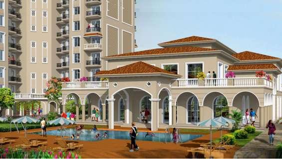 Buy 3 bhk flat @rs.38l in casa greens 1