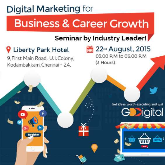 Zuan technology's digital marketing seminar for business and career growth