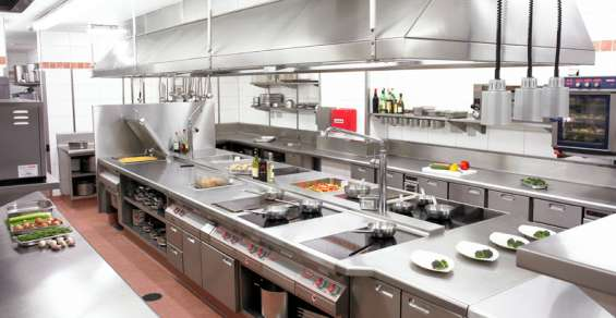 Commercial kitchen setup in bangalore|tejtara
