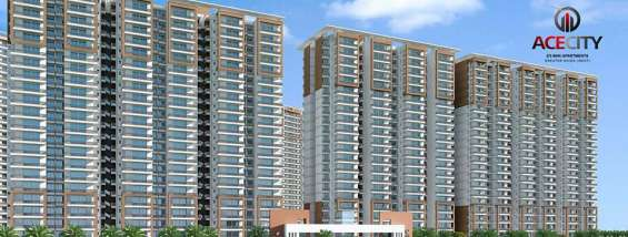 Find amazing flats at ace city in noida extension@9250002243