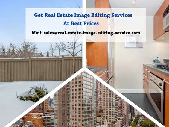 Real estate interior and exterior designing services using photoshop tools