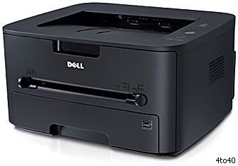 Dell printer 1135n multifunction network laser printer for sale