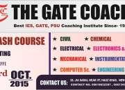 Instrumentation engineer crash course for gate 2016