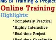 Practical online training on sql business intelligence at sql school