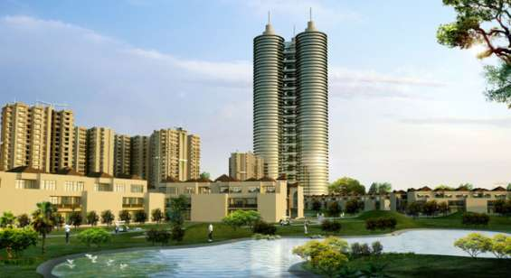 Supertech sports village: buy 2/3 bhk apartment, starting @rs.24l