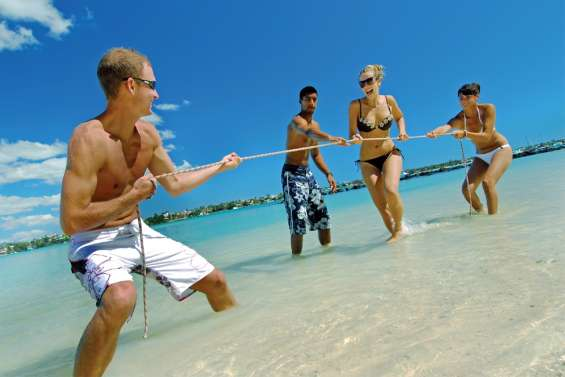 Enjoy the attractions of mauritius