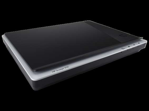 Hp scanjet 200 flatbed photo scanner for sale in chennai price rs.3,290