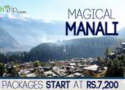 Book packages for holidays at manali- the top hill station
