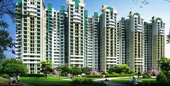 2/3 bhk apartment with unnati the aranya at noida extension