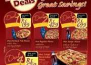 Get Instant Pizza Hut Online Delivery of Delicious Italian-American Cuisine at Your Doorst