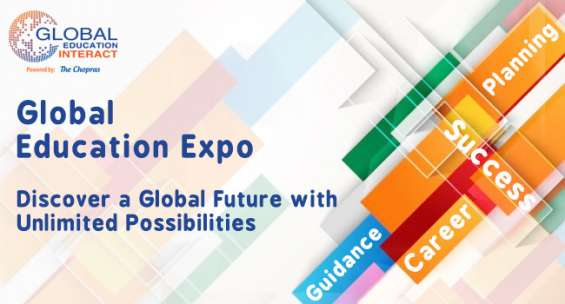 Attend india's biggest global education interact - 2015