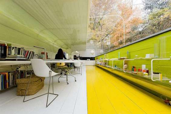 Coolest designed corporate offices