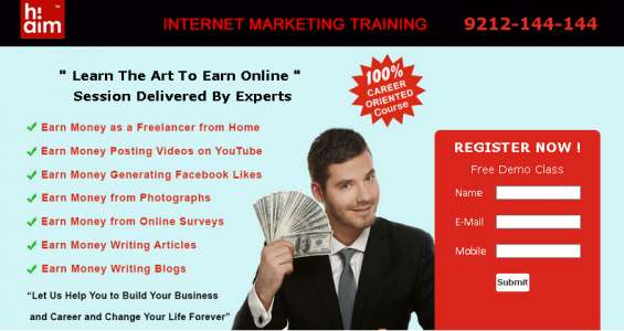 Make money online be your boss