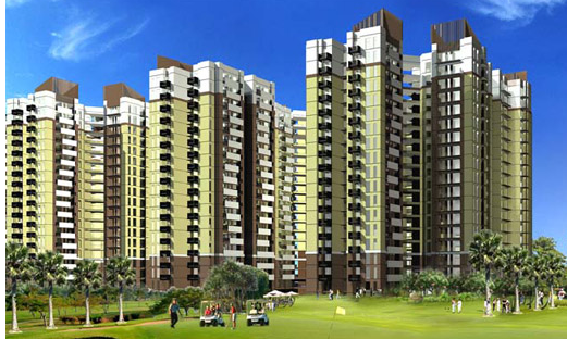 Amrapali kingswood: 2 bhk apartment(835 sqft/28.8l)