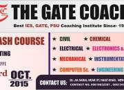 Gate 2016 Crash Course for Mechanical Engineer